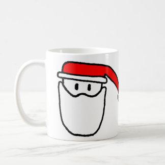 Tasse de Noël de père de Père Noël