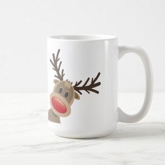 Tasse de Noël de Rudolph de HEEER
