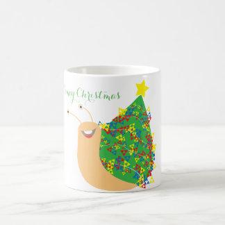 Tasse de Noël de Slimey