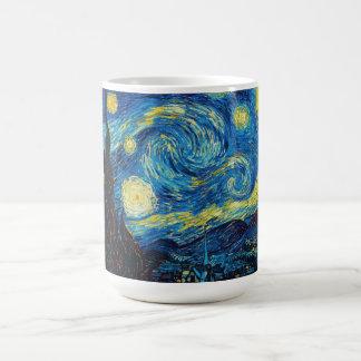 Tasse de nuit étoilée de Van Gogh