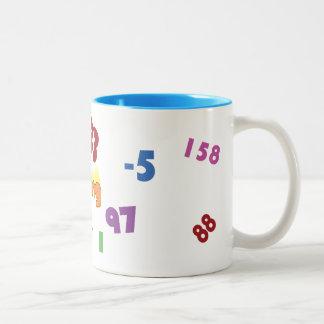 Tasse de Numberwang