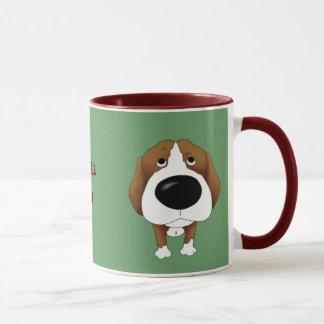 Tasse de papa de beagle