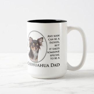 Tasse de papa de chiwawa