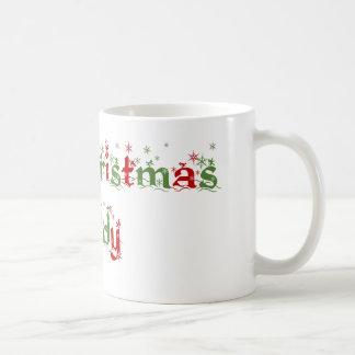 Tasse de papa de Joyeux Noël