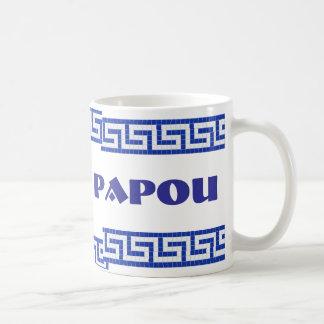 Tasse de Papou