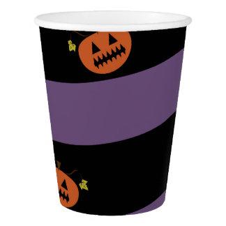 Tasse de partie de Halloween Gobelets En Papier