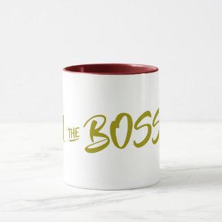 tasse de patron