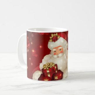 Tasse de Père Noël de Noël