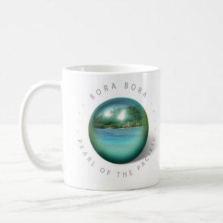 Tasse de perle de Bora Bora