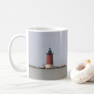 Tasse de phare de brise-lames du Delaware