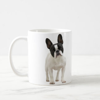 Tasse de photo de bouledogue français, idée de