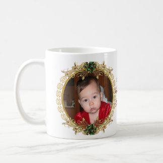 Tasse de photo de Noël pour quelqu'un spécial