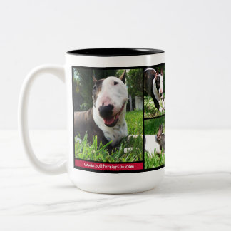 "Tasse de photo ""de rire vivant d'amour"" de"