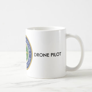 TASSE DE PILOTE DE BOURDON CERTIFIÉE PAR FAA