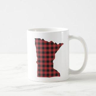 Tasse de plaid du Minnesota