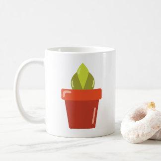 Tasse de plante