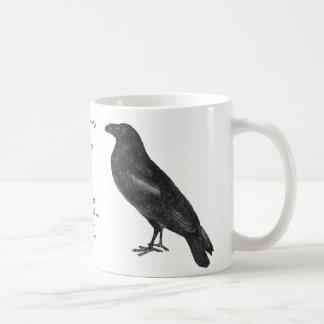 """Tasse de Poe """"Raven"""""""