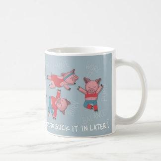 Tasse de porc