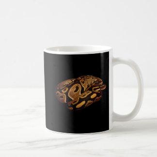 Tasse de python de boule - tasse de serpent