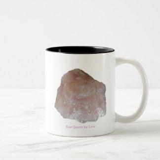 Tasse de quartz rose par IreneDesign2011
