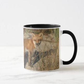 """Tasse de renard """"sauvez notre planète"""""""