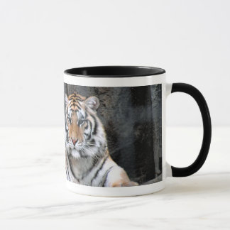 Tasse de repos de tigre