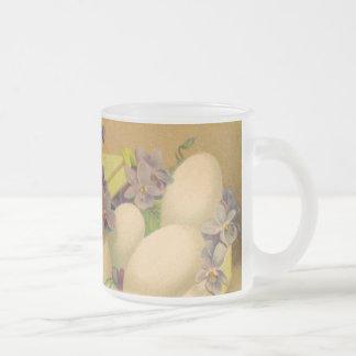 Tasse de ressort d'oeuf de pâques
