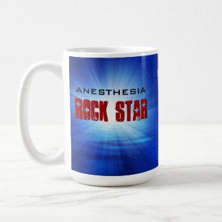 Tasse de RockStar d'anesthésie