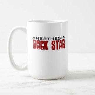 Tasse de RockStar d'anesthésie - simple