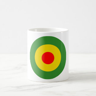 Tasse de rondeau de reggae