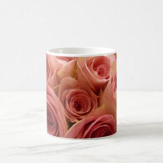 Tasse de roses