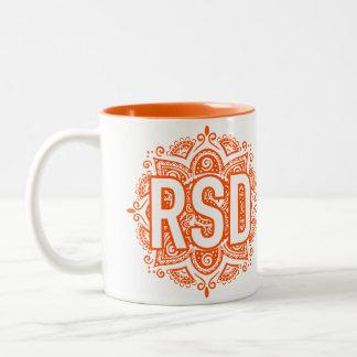 Tasse de Ruban-Mandala de soeurs de RSD
