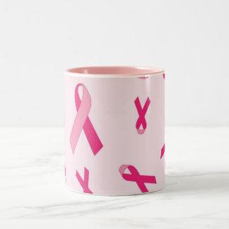 Tasse de rubans de Cancer