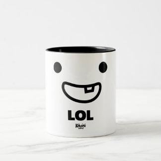 Tasse de salle LOL de Momo