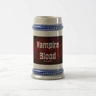 Tasse de sang de vampire