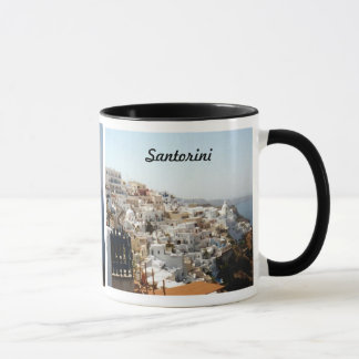 Tasse de Santorini