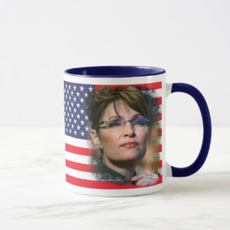 Tasse de Sarah Palin du Gouverneur