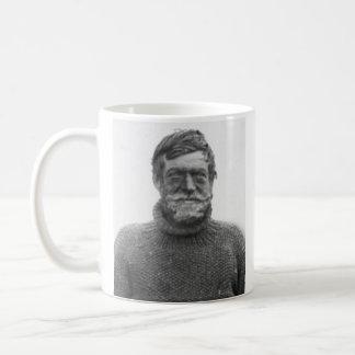 Tasse de Shackleton - décrivez et les
