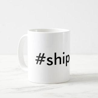 tasse de #shiplap