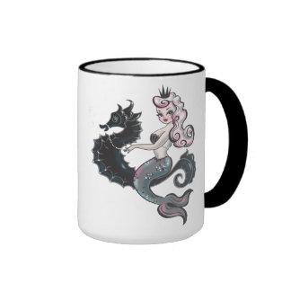Tasse de sirène de Pearla par le duvet