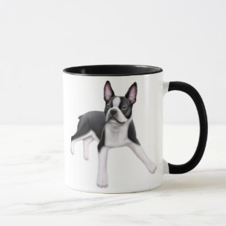 Tasse de sonnerie de Boston Terrier