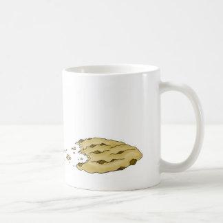 Tasse de souris de biscuit