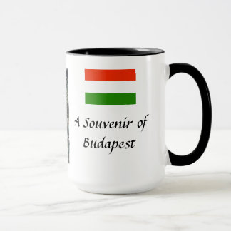 Tasse de souvenir - Budapest, Hongrie