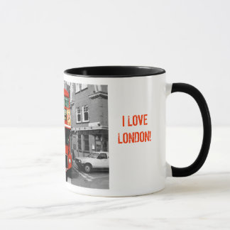 Tasse de souvenir de Londres Angleterre