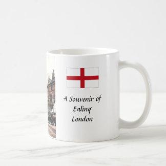 Tasse de souvenir - Ealing, Londres