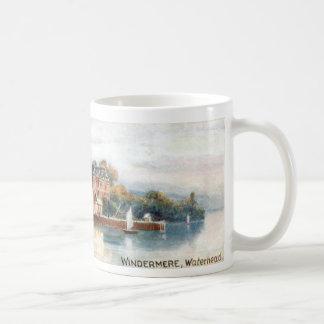 Tasse de souvenir - Windermere, secteur de lac