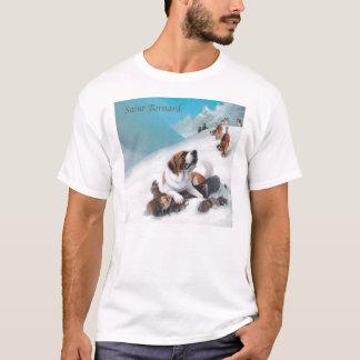 Tasse de St Bernard T-shirt