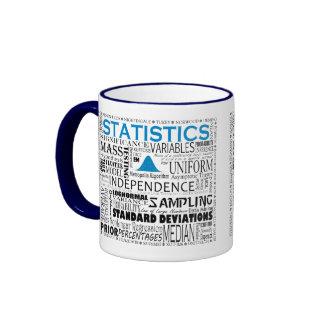 Tasse de statistiques