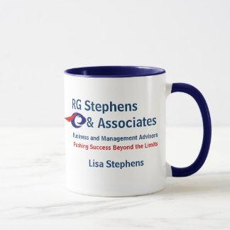 Tasse de Stephens de RG