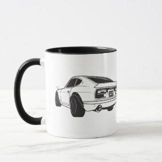 Tasse de style de Datsun 240z JDM